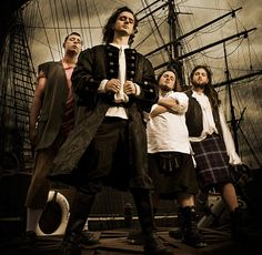 Alestorm http://www.youtube.com/watch?v=ggyC0FOzqHM