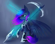 armored moon by nutty-stardragon