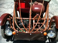 1967 Velorex 16 350 Trike Jawa For Sale Chassis