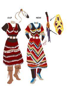 Jingle Dresses Jingle Dress Jingle Dress Dancer Native
