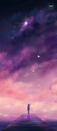 Scenery - sugarmint's artblog