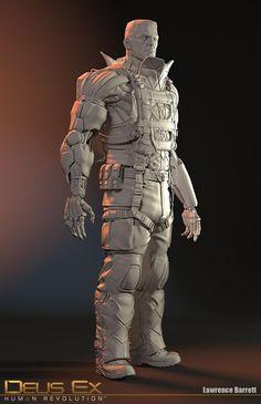 21358 - Deus Ex: Human Revolution: CGI models