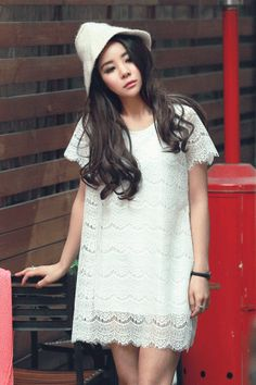 Retipi Lace Dress