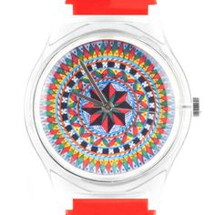 09:07 AM Watch Red, £20, now featured on Fab.