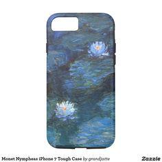 Monet Nympheas iPhone 7 Tough Case