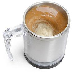 Self Stirring Mug!!