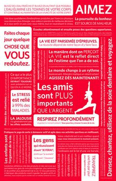 """Lululemon, which makes overpriced yoga clothes, used to give customers the option to purchase sustainable shopping bags printed with the company's """"manifesto. Internal Monologue, Daily Mantra, Daily Reminder, Teaching French, Statements, Good Advice, Wise Words, Decir No, Quotes To Live By"""