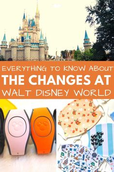 Your next Disney Vacation is going change and look a whole lot different than you're used to. At least in the short term. Here's how. Disney Resort Hotels, Disney World Hotels, Walt Disney World Vacations, Disney Parks, Disney Worlds, Disney Bound, Disney Secrets, Disney World Tips And Tricks, Disney Tips