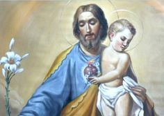 theraccolta:  Chaste Heart of St. Joseph, pray for us!