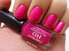 Seriously Swatched: Swatch & Review - Sally Hansen Hi-Res