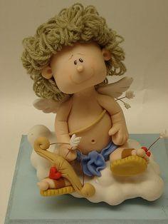 Cupido by FERNANDA MINATTI - ATELIER MINATTI, via Flickr