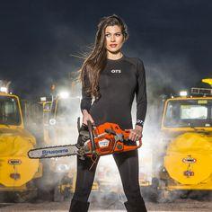 Husky Chainsaw, Stihl Chainsaw, Garage Tools, Wetsuit, Celebrities, Farmers, Baby, Corner, Women