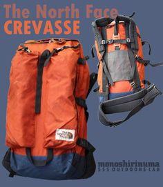 the north face crevasse vintage