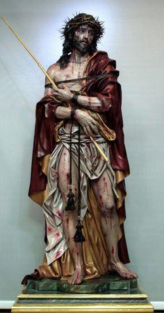 Passion of christ. Catholic Art, Religious Art, La Pieta, Jesus Drawings, Afrique Art, Religion, Jesus Painting, Crucifixion Painting, Crucifixion Of Jesus