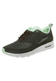 Nike Sportswear - AIR MAX THEA - Sneaker - ash/green