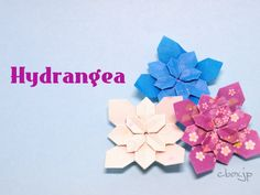 similar folds for Jacobs star Origami Cards, Origami 3d, Useful Origami, Origami Flowers Tutorial, Flower Tutorial, Origami Wall Art, Paper Art, Paper Crafts, Handicraft