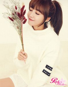 Beautiful Eunji ❤❤ #bias