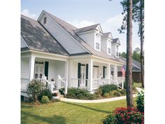 The Coventry Forest Plantation Home has 4 bedrooms, 3 full baths and 1 half bath.