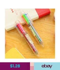 Dependable Shining Big Crown Ballpoint Pen Metal Crystal Diamond High Quality Ballpoint Pen Writing Stationery Student Supplies Fancy Colours Ballpoint Pens Office & School Supplies
