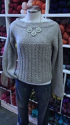 c29e62d36ff576 Ravelry  Twisted Roads pattern by Nelda Ferrell Knit In The Round