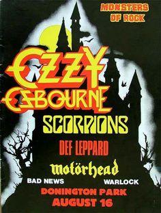 Monsters of Rock 1986