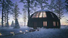 SkyHouse: inovativní bydlení pro milovníky přírody