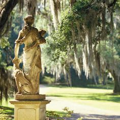 St. Francisville combines the best of the New South with the flavor of the Old.