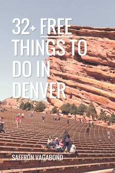32 free things to do in Denver #denver #colorado Saffron Vagabond | Denver | colorado | travel | travel tips | solo travel | things to do in denver | denver colorado | downtown denver | denver travel | budget travel | places to visit | | travel bucket list | wanderlust | travel | woc travel | before i die | places to visit | travel inspo | destinations | bucket list | tips | inspiration | denver itinerary | denver attractions
