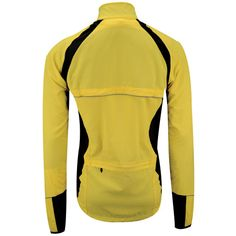 Bellwether Convertible Jacket in Yellow. On Sale at Nashbar Size Medium