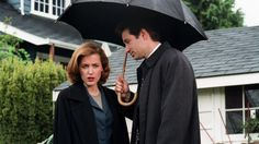 Mapping The X-Files