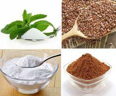 Pan de lino y chocolate ¡sin harinas! | Bioguia Dessert Recipes, Desserts, Favorite Recipes, Sugar, Snacks, Cooking, Food, Ideas Para, Tips