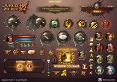 Dungeon Hunter 4 in-game Assets by ~Panperkin on deviantART