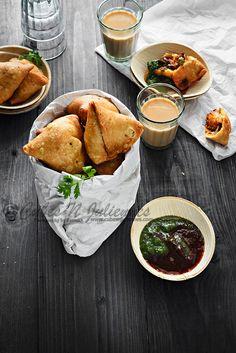 Punjabi Samosa-super yum, will make you want over again and again