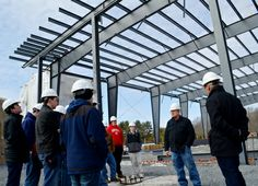 Last week, students in Mr. McPhillips' statics class toured the construction site of the new Xaverian academic and wellness center. Statics ...