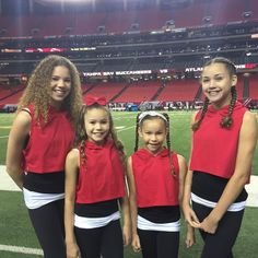 Excited for the performance!! #atlantafalcons #halftimeshow