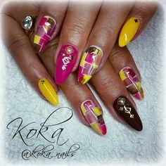 Koka nails-beautiful