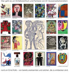 Welcome to a collection of outsider art Outsider Art, Emo, Web Gallery, Art Brut, Camel, The Outsiders, Presents, Creative, Inspiration
