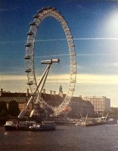 London printed full colour on to 5 mm Foamex