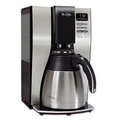 Mr. Coffee Optimal Brew 10-Cup Thermal Coffeemaker System, PSTX91 – KITCHEN APPLIANCES