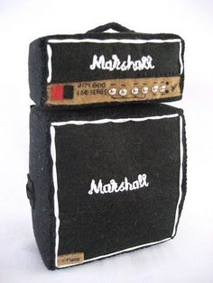 felt amplifier stack