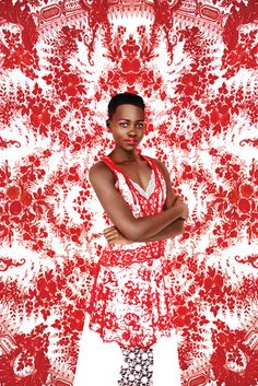 "| NEW YORK MAGAZINE | Lupita Nyong'o, From Unknown to ""It"" Girl in Less Than a Year"