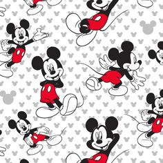 A personal favorite from my Etsy shop https://www.etsy.com/listing/448563122/disney-fabric-relaxed-mickey-fabric-with