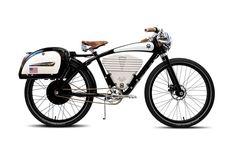 Vintage Electric: E-Bikes im Retro-Look - snygo vintage style electric bicycles for Retro Bikes, Vintage Bicycles, Tricycle, E Bike Kit, Electric Cargo Bike, Velo Design, Motorised Bike, Push Bikes, Motorized Bicycle