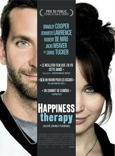 [Critique] Happiness Therapy ( Silver Linings Playbook) de David O. Russell avec Jennifer Lawrence, Bradley Cooper, et Robert DeNiro
