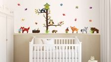 Forest Animals Wall Decals