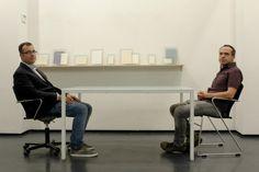 Javier dialoga con Javier   Galería Javier Silva   NEX Valladolid   cultura contemporánea