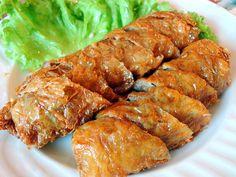Deep fried crispy ngor hiang