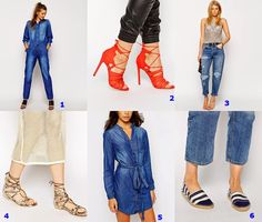 Asos Spring/Summer Wishlist   ModaVracha Personal Style Fashion Blog
