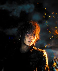 noctis lucis caelum | Tumblr zack when lufe burn up the palace of his old boss