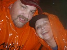 Pouring Rain doesn't stop the Mule!!! Or their fans! Cocoa Village, FL